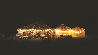 Wedding Yurts Beautiful Wedding Yurts Mr Mrs Unique
