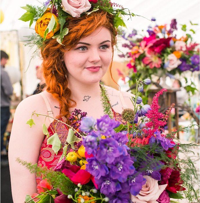 Binky Nixon Photography // Stephanie Rose Flowers