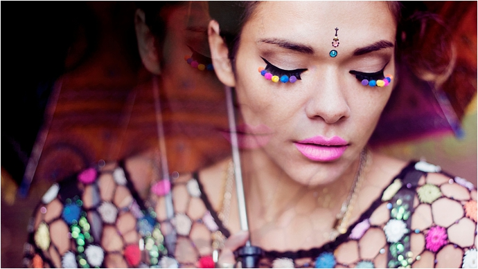 In Your Dreams // Festival, Wedding and Hen Do Make Up