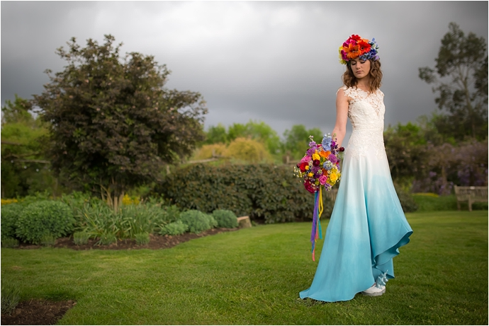 Lucy Can't Dance specialises in quirky and colourful wedding dresses for non-traditional brides. Exciting colours, beautiful fabrics and innovative designs. As seen on Mr & Mrs Unique www.mrandmrsunique.co.uk