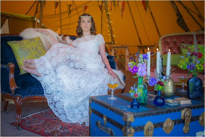 Lucy Cant Lucy Can't Dance specialises in quirky and colourful wedding dresses for non-traditional brides. As seen on Mr & Mrs Unique www.mrandmrsunique.co.uk