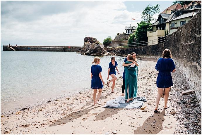 Devon, Torquay, seaside wedding , photos by Abigail Steed, stationery dearly Beloved, as seen on Mr & Mrs Unique www.mrandmrsunique.co.uk