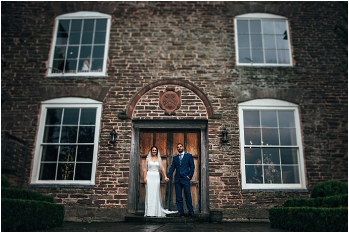 Vintage, travel inspired wedding at Dewsall Court in Herefordshire, photos by Three Flower Photography as seen on Mr & Mrs Unique www.mrandmrsunique.co.uk