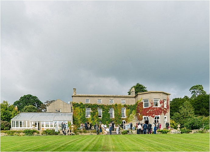 Relaxed, DIY Wedding of Katie & Tim at Pennard House as seen on Mr & Mrs Unique www.mrandmrsunique.co.uk