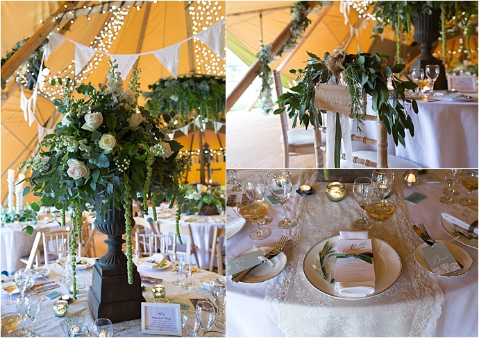 Styling tips from World Inspired Tents autumn open weekend at Darts Farm, Exeter. Photos by Sarah Lauren Photography
