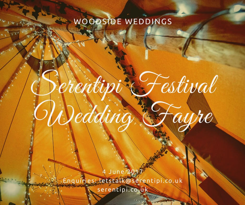Serentipi wedding Tipi open weekend in Wakefield