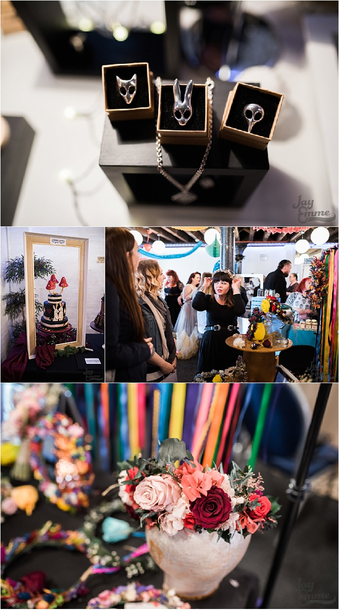Eclectic Wedding Extravanganza - Jay Emme Photography, April 17