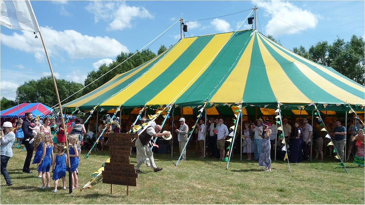 NATIONWIDE & Unique Wedding Marquees + Tents | Find Unusual Alternative Cool ...