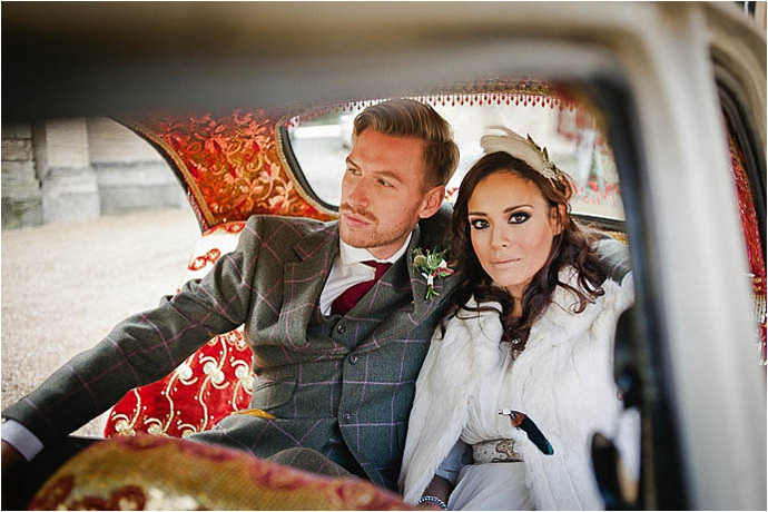 Cool, Rock n Roll Modern Bridal Shoot at Aynhoe Park_0017.jpg