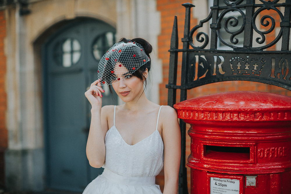 alternative veils, Bridal accessories, bridal blogger, bridal collaboration, bridal hair pieces, bridal sepeartes, Brides style, city bride, cool bridal style, cool veils, crown and glory, cute bride, denim jacket bride, edgy bride, fashion hair accessoires, girly bridal style, glitter veils, heart trimmed veils, kat williams, london bride, london wedding, London wedding photographer, long veils, Pastel Wedding, Portabella road, preety hair bows, pretty bride, rock n roll bride, star hair clips, star veils, unique hair pieces, veils, wedding blogger