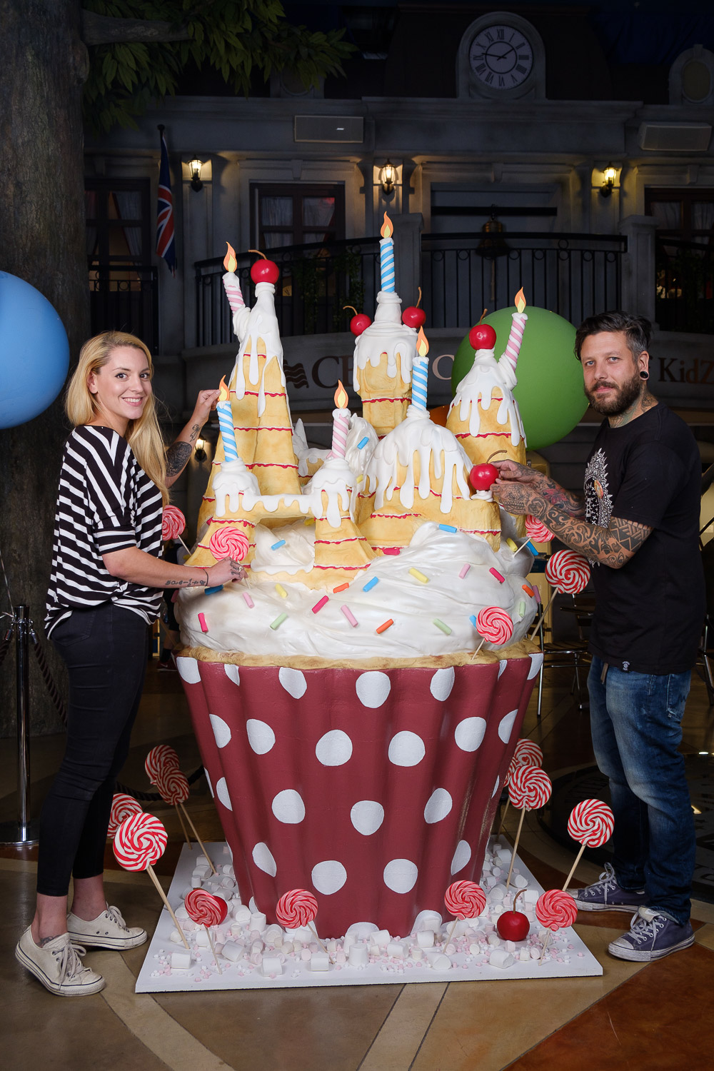 Tattooed Bakers, creative cakes, london cake bakers, london wedding cakes, creative wedding cake,