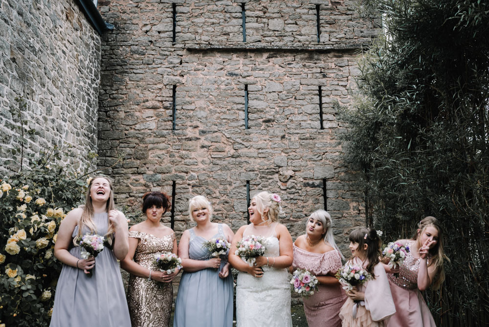 bridesmaids, cool bridesmaids, bridesmaid outfits, pastel bridesmaid outfits, summer bouquets, bridesmaid bouquets, girl gang, alternative wedding photography, barn wedding, d.i.y wedding, diy wedding, fun, glitter, handmade, herefordshire wedding, laidback, lyde court, marriage, oobaloos photography, party, personalised, rodeo, rustic wedding, wedding