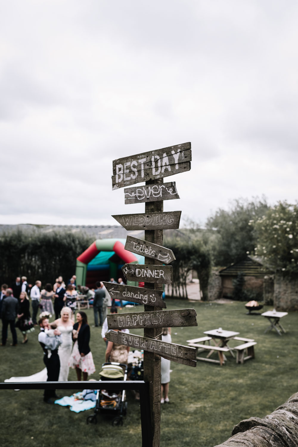 wedding signage, wedding sign post, festival sign, rustic sign, best day ever, alternative wedding photography, barn wedding, d.i.y wedding, diy wedding, fun, glitter, handmade, herefordshire wedding, laidback, lyde court, marriage, oobaloos photography, party, personalised, rodeo, rustic wedding, wedding