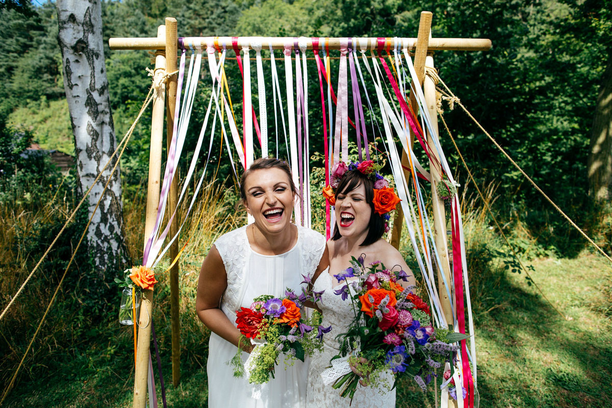 alternative wedding, bohemian, boho, boho bride, boho wedding, bride and groom, british wedding, colourful wedding, cool bride, countryside wedding, festival wedding, flower crown, flowers, glitter station, humanist ceremony, ice cream van, Jordanna Marston, keeper and the dell, lawn games, marquee wedding, Meringue, mr and mrs unique, norfolk, norfolk wedding, outdoor wedding, picnic, rainbow wedding, rustic, rustic venue, the little lending company, unique wedding, vintage, wedding tattoos