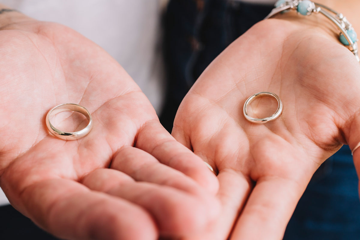Make Your Own Wedding Rings With The Quarterworkshop | Birmingham ...