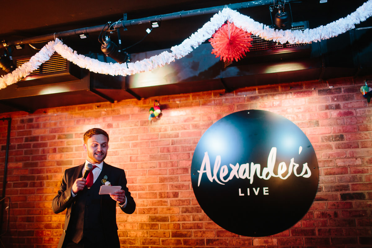 Alexanders Live, chester wedding, Colourful wedding, dan hough wedding, dogs at weddings, homemade wedding dress, Mariachi band, music venue wedding, north england wedding, pets at weddings, tequilla, tuk tuk