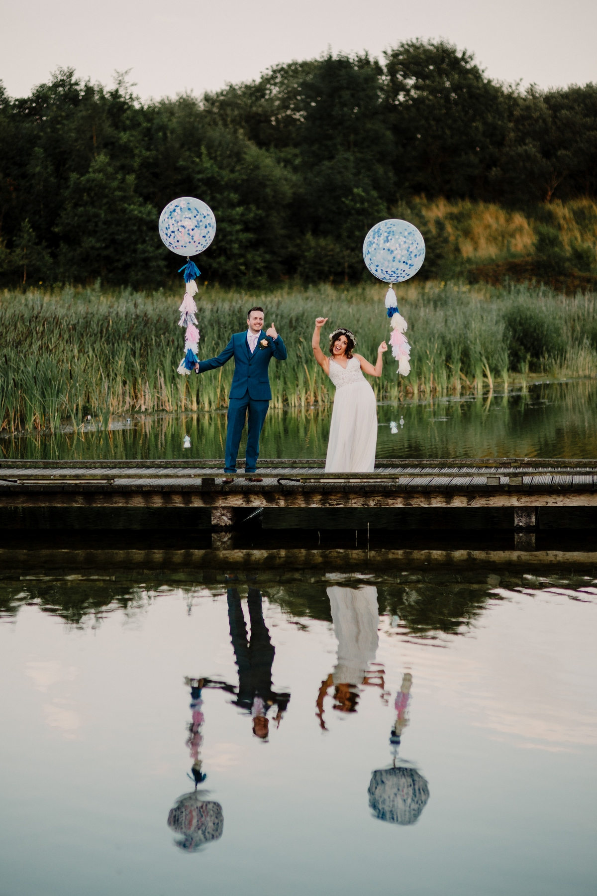 Mr & Mrs Unique, Brocklands Nature Reserve, Amy Faith Photography, Nature Reserve, Wildlife Trust, Merseyside, Rustic Wedding Decor, Pastels, Dusky Pink Bridesmaid Dresses, Lihi Hod, Foliage Hoops, Browns Brides, Traditional Ceremony, Church Wedding, Flower Crown, Woodland Wedding, Pink Roses, UK Wedding, Live Music, Bohemian Wedding Dress, Boho Wedding, Rustic Wedding