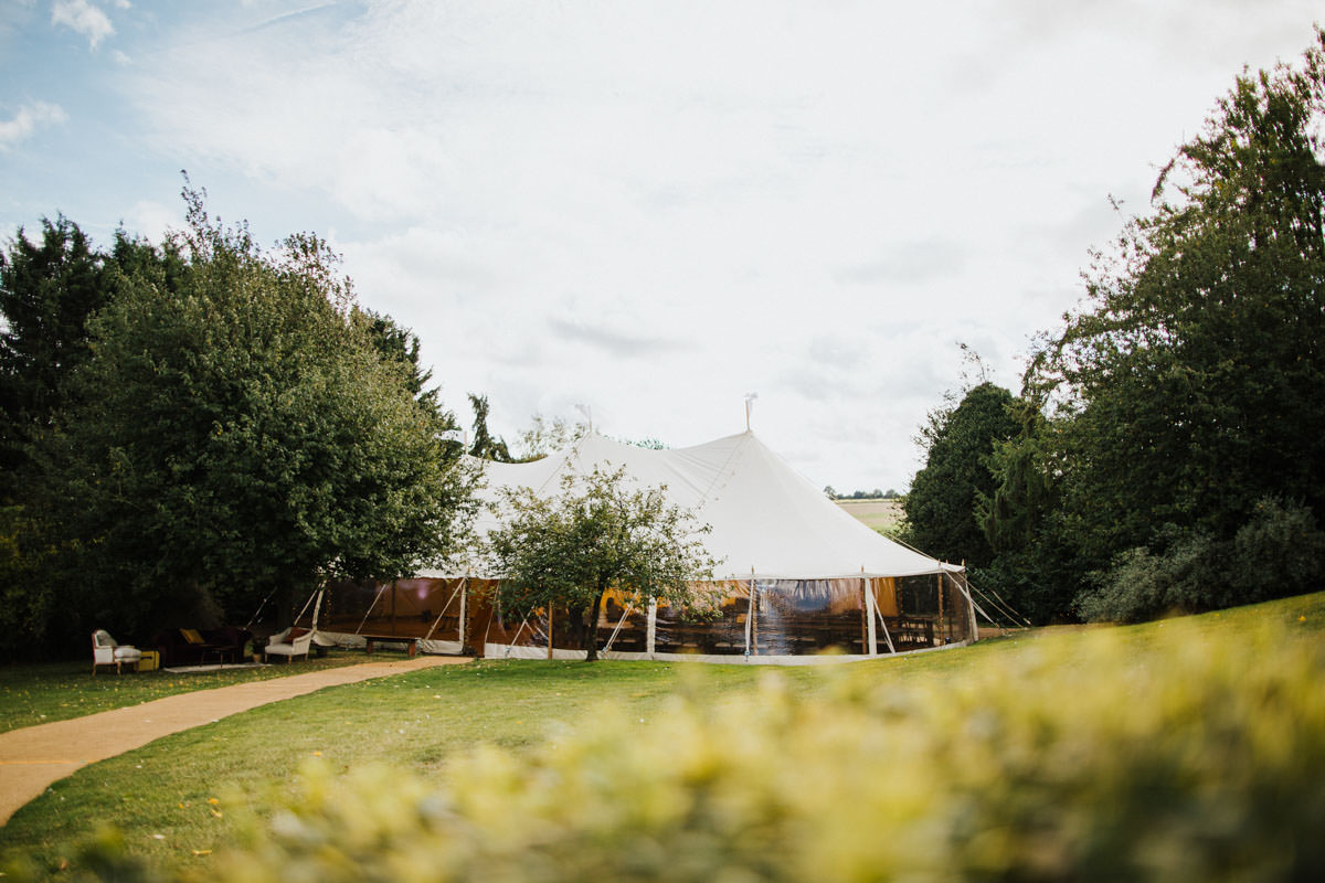 Bohemian Wedding Inspiration: Country Tipis Wedding Marquee