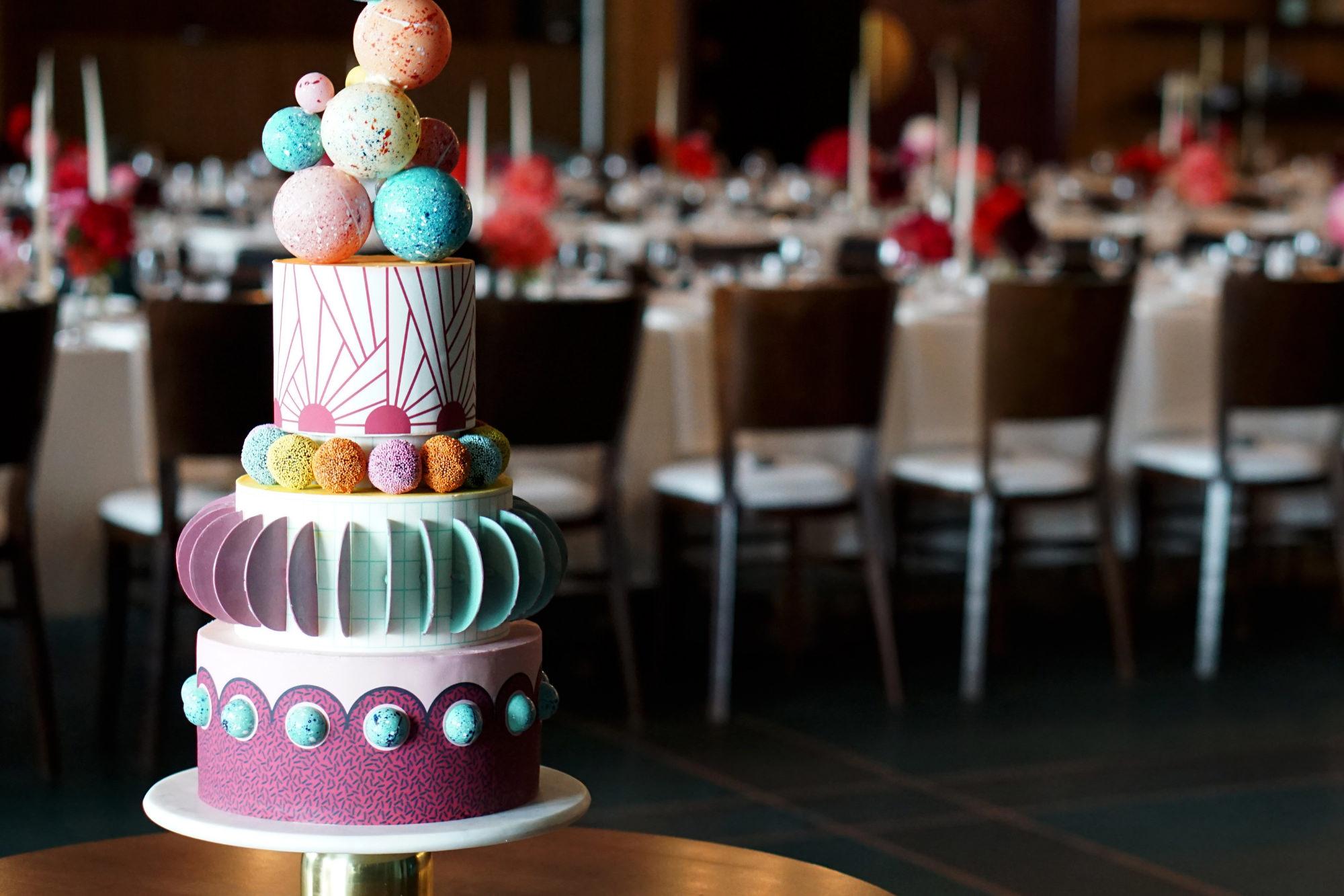 Ard Bakery - design led wedding cakes London