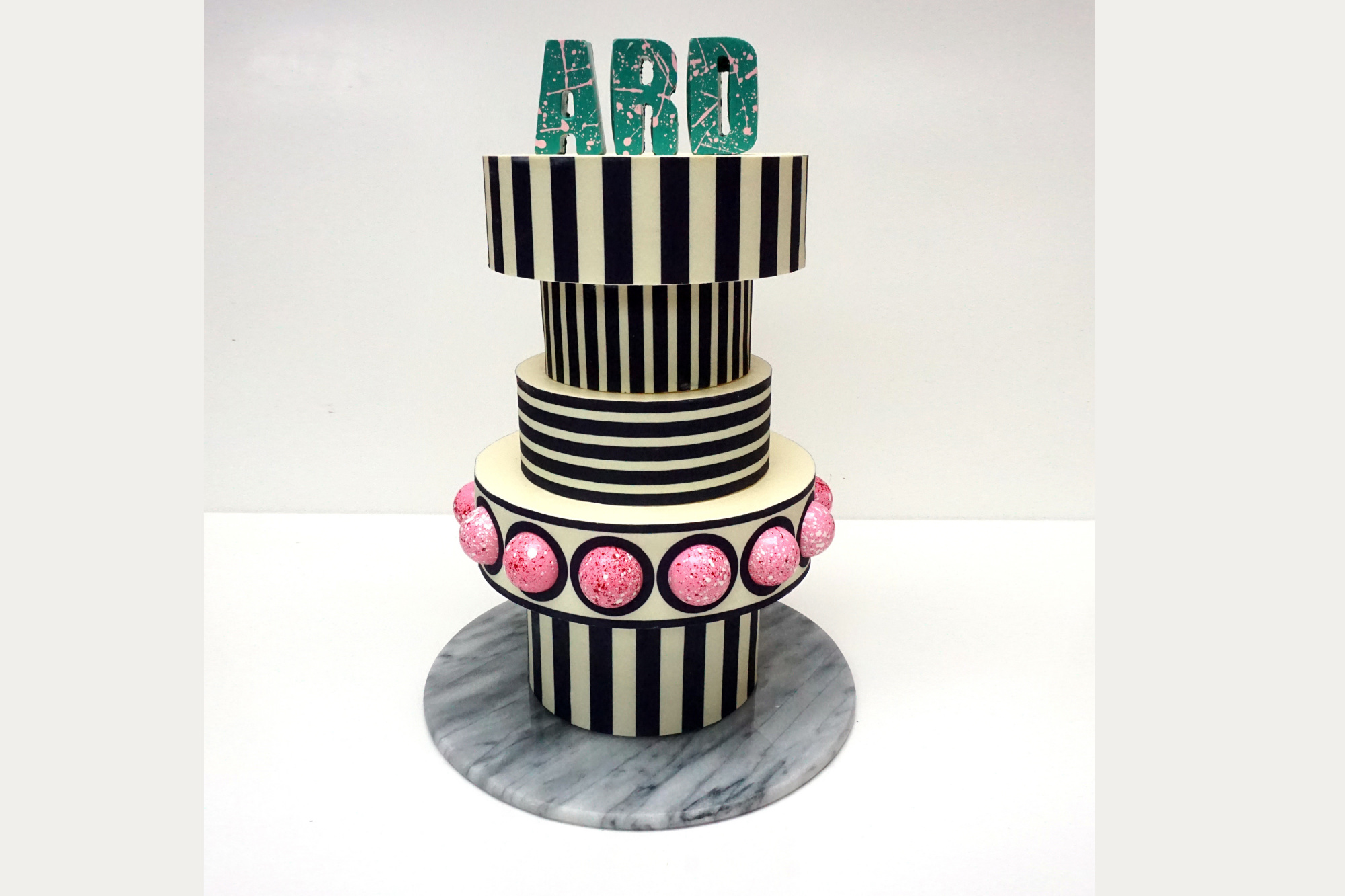 Ard Bakery - design led wedding cakes London
