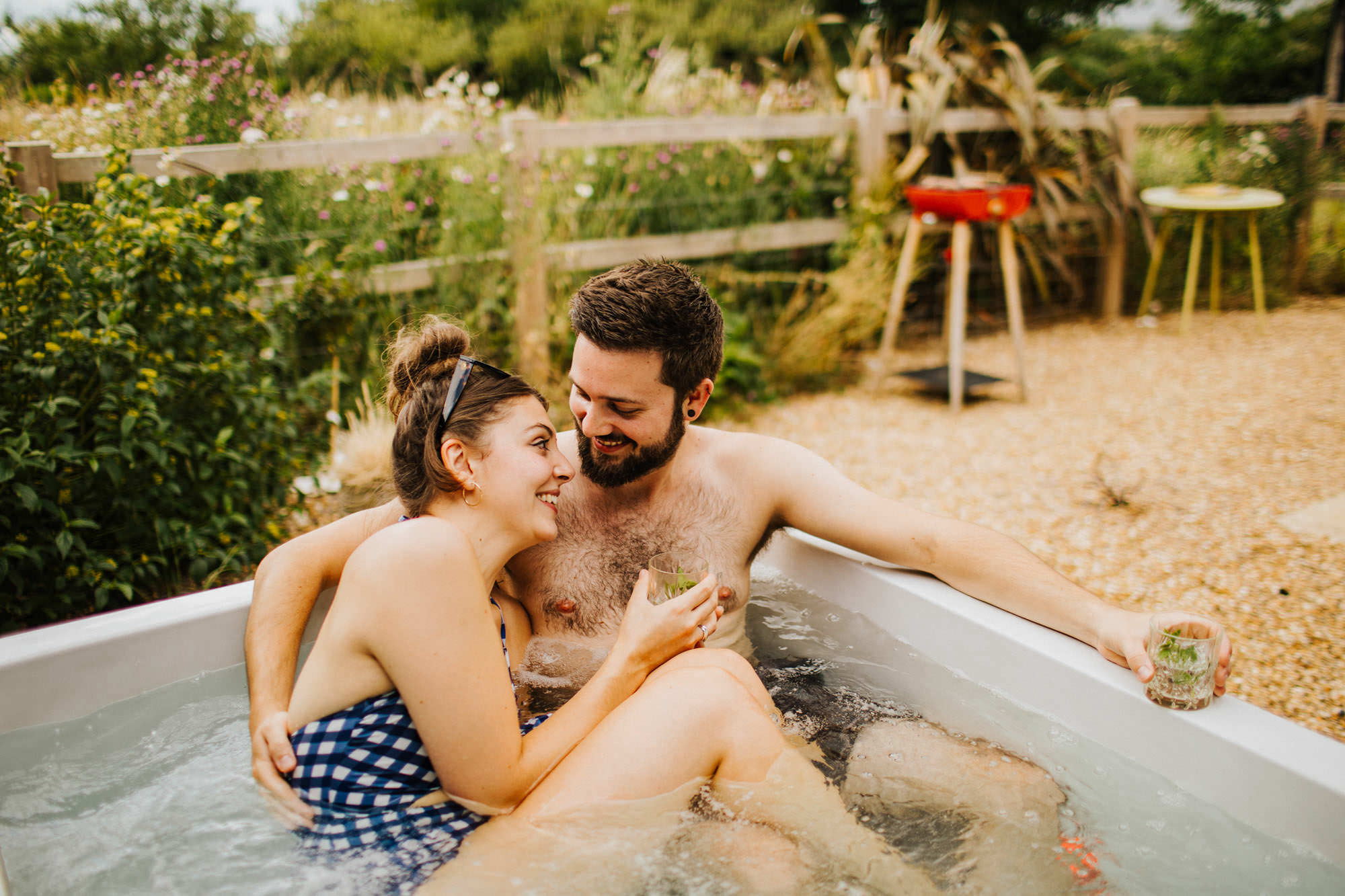 Bethnal and Bec - Hertfordshire Luxury stay for mini moon + romantic