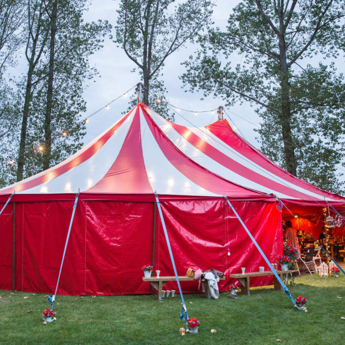 big Top Weddings - Unique, Alterntaive Circus tent hire