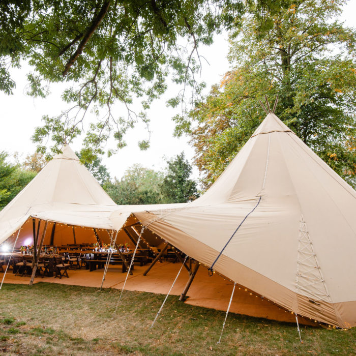 Country Tipis - Hertfordshire Tipi hire for weddings and events