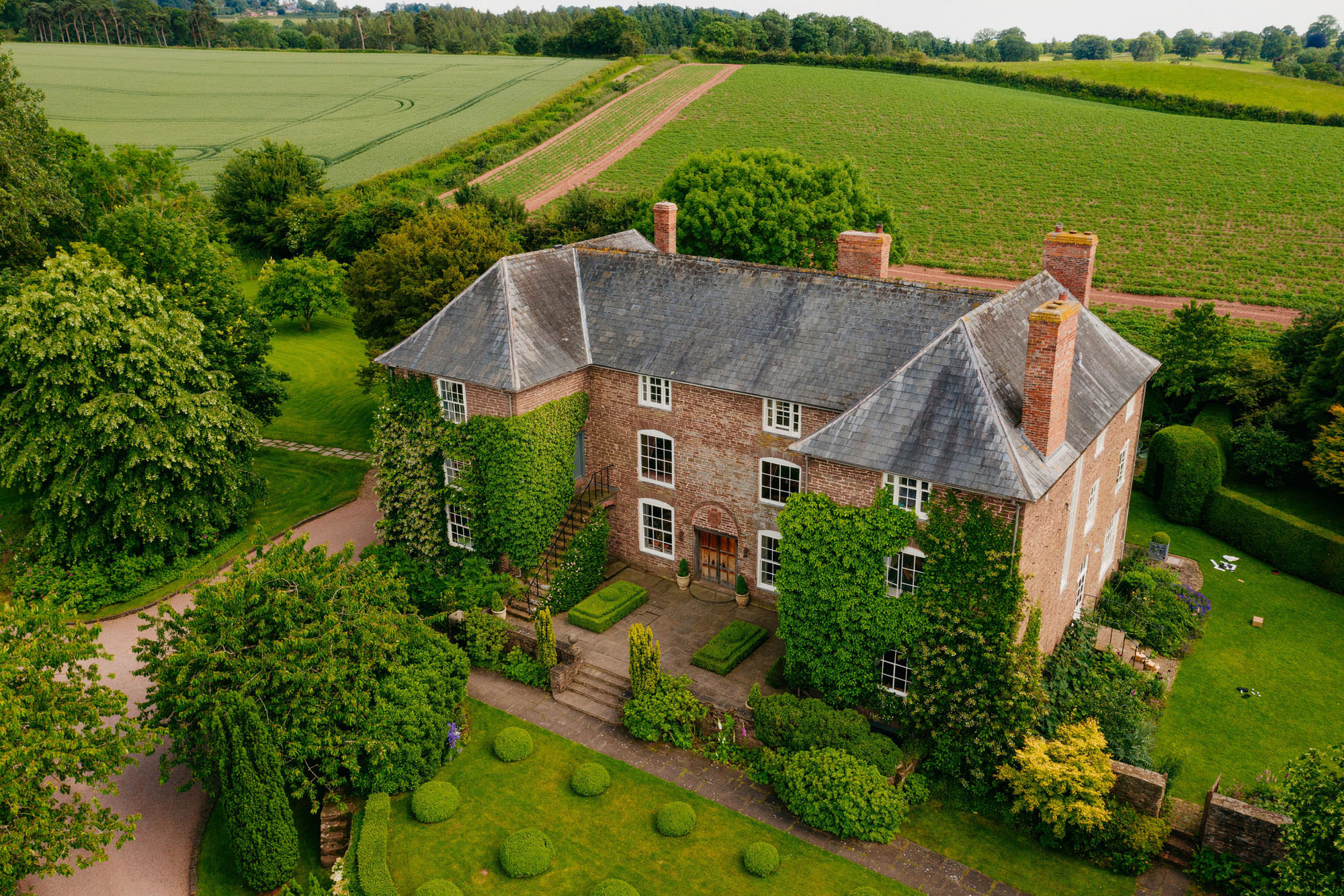 Dewsall Court - Countryside Wedding Venue in Herefordshire
