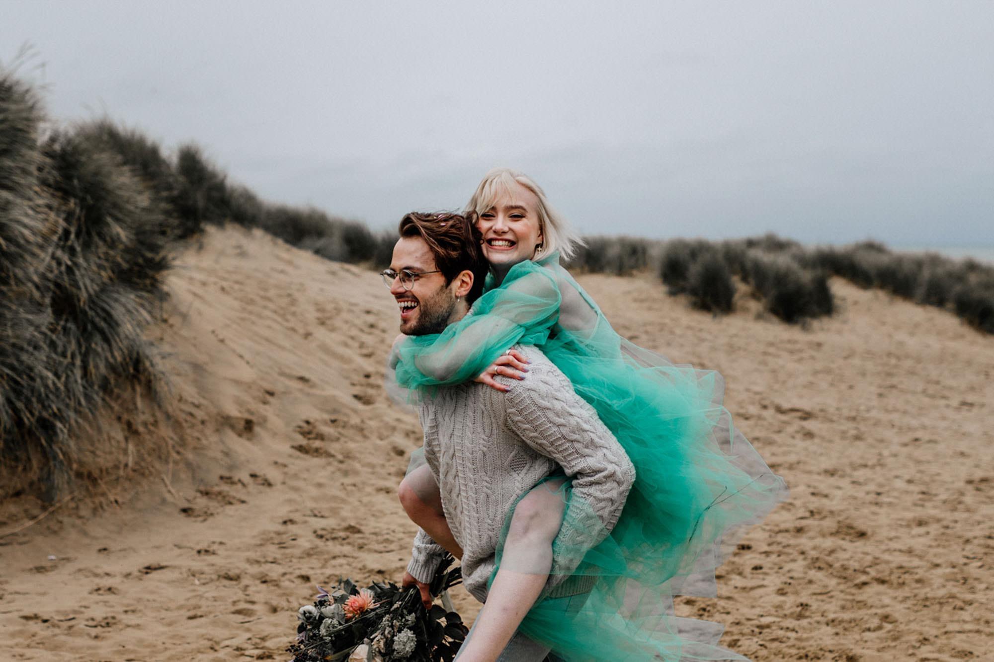 Epic Love Story - Creative Kent Wedding Photographer