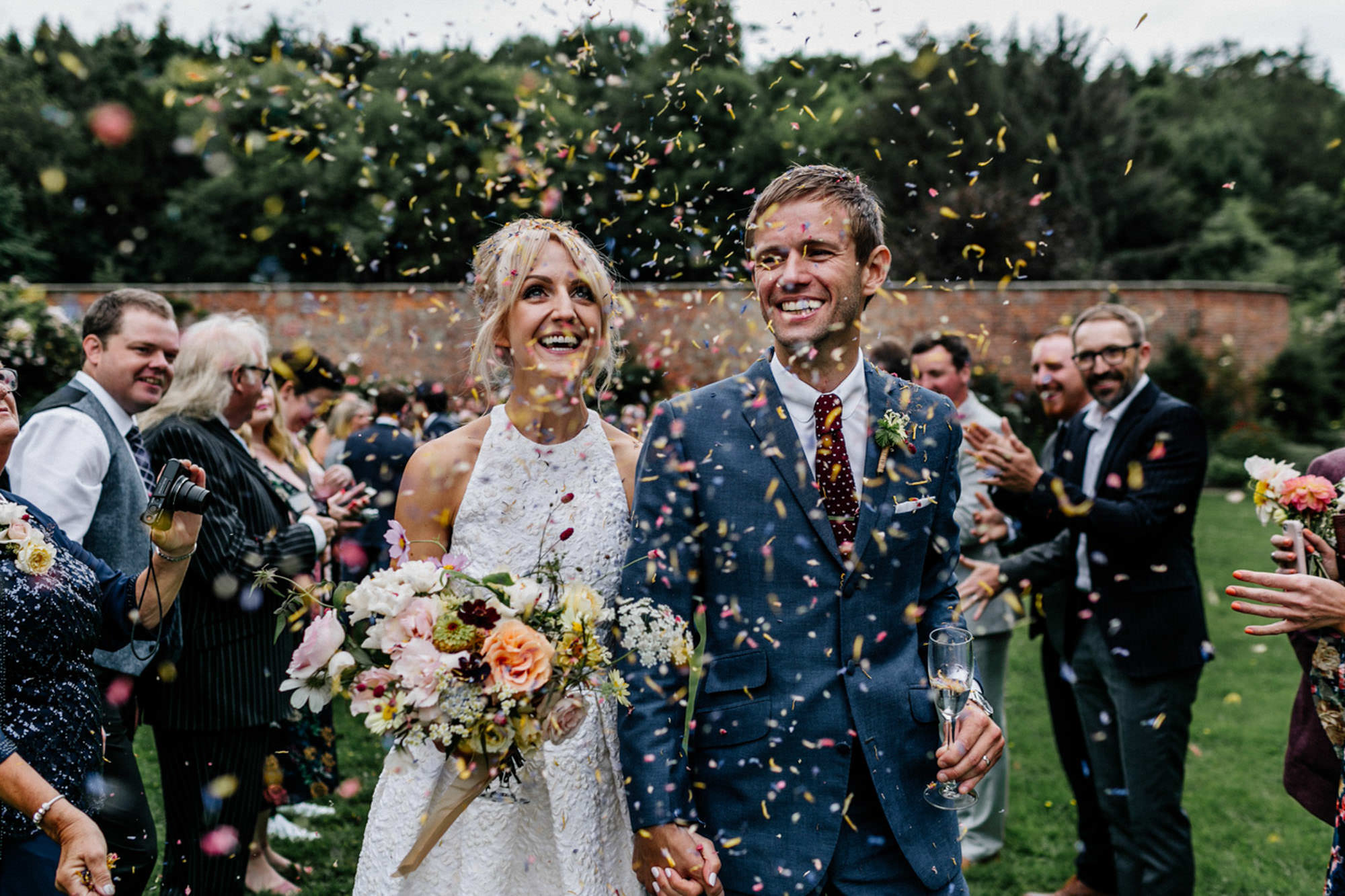 Epic Love Story - Creative Kent Wedding Photographer