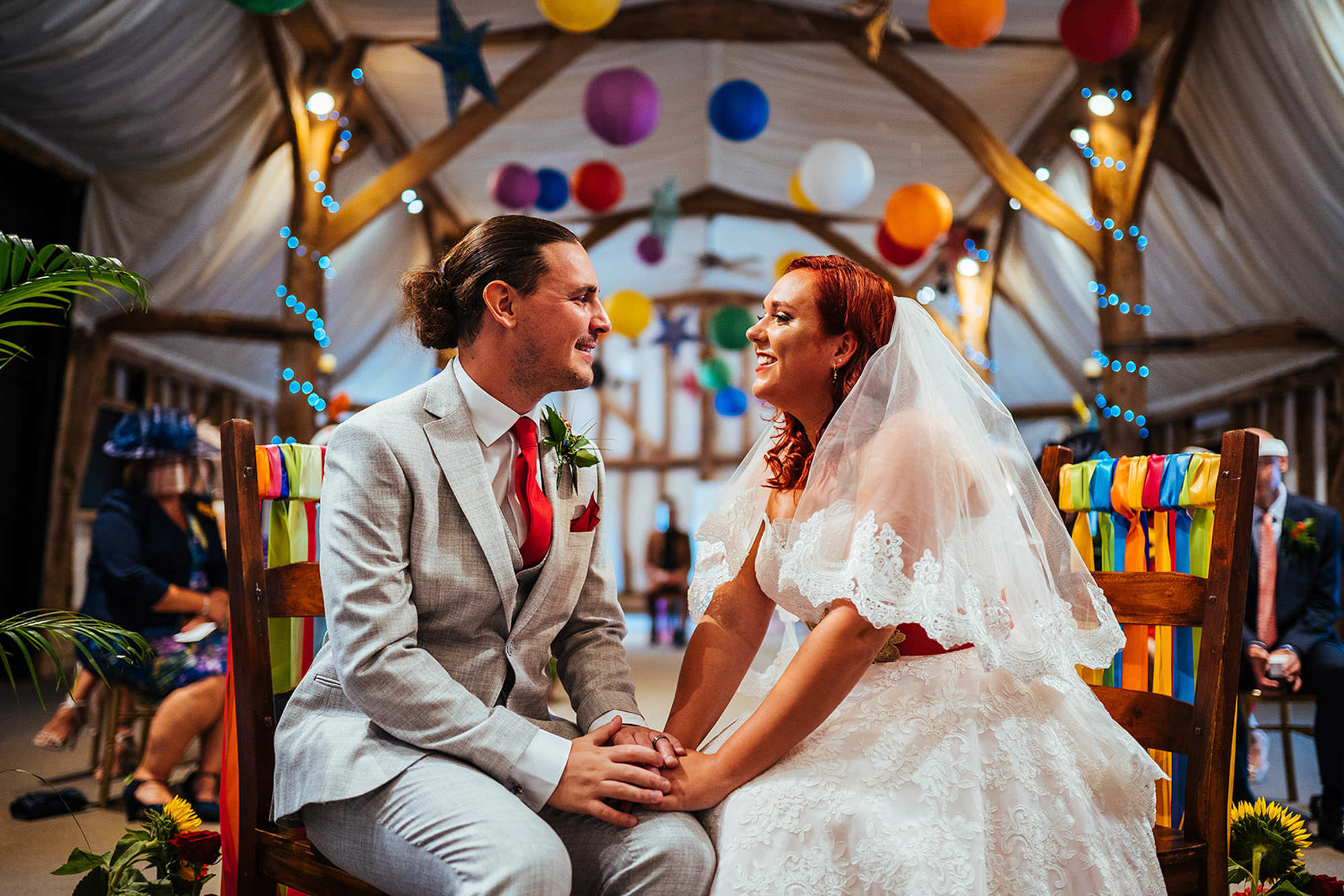 Fleur De Lace - Colourful Hertfordshire Wedding Stylist