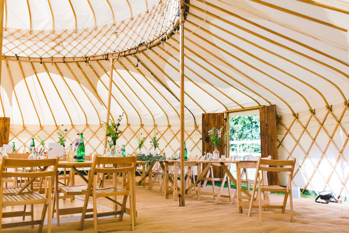 Funky Money Tents - Unique wedding marquee + Tent Hire