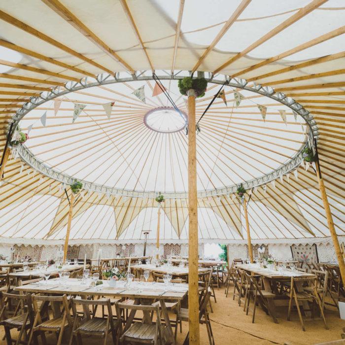 stunning wedding yurts or hire