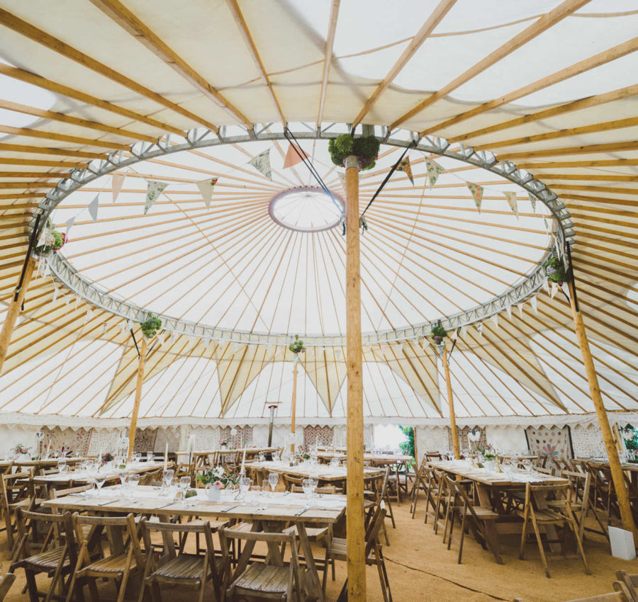 stunning wedding yurts or hire