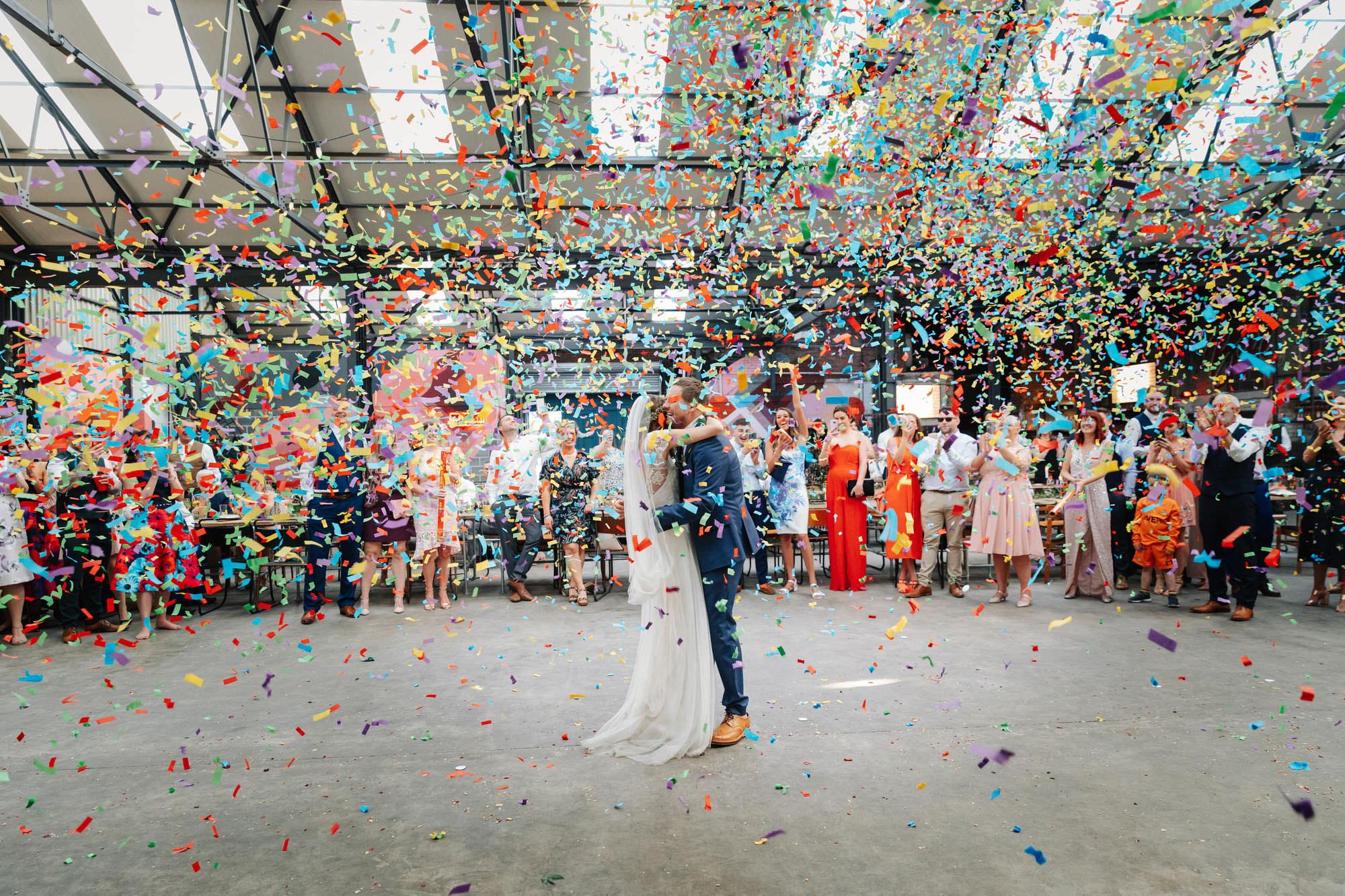 Inner City Weddings - Sheffield Creative Wedding Planner
