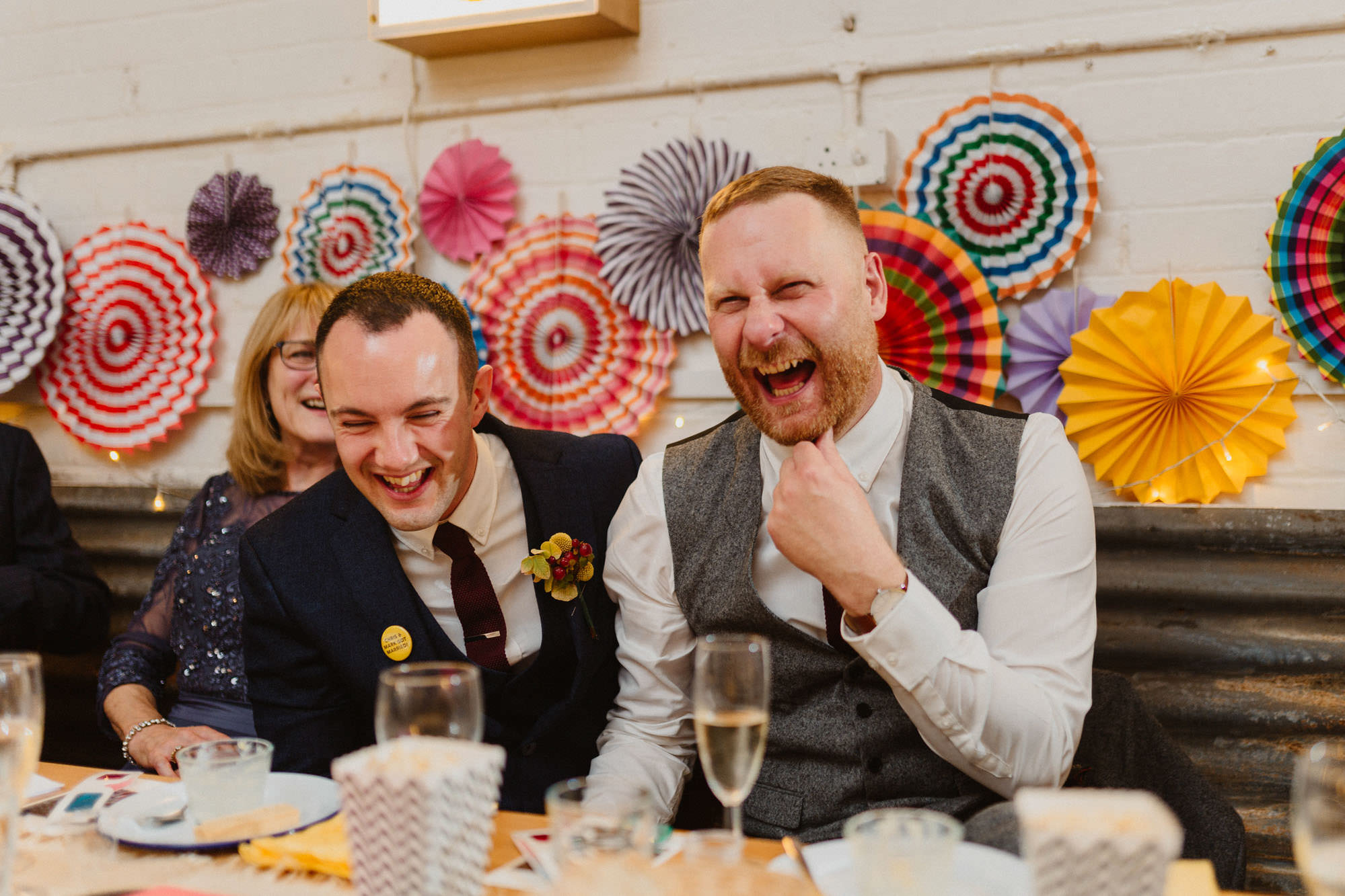Inner City Weddings and Events - Sheffield Wedding