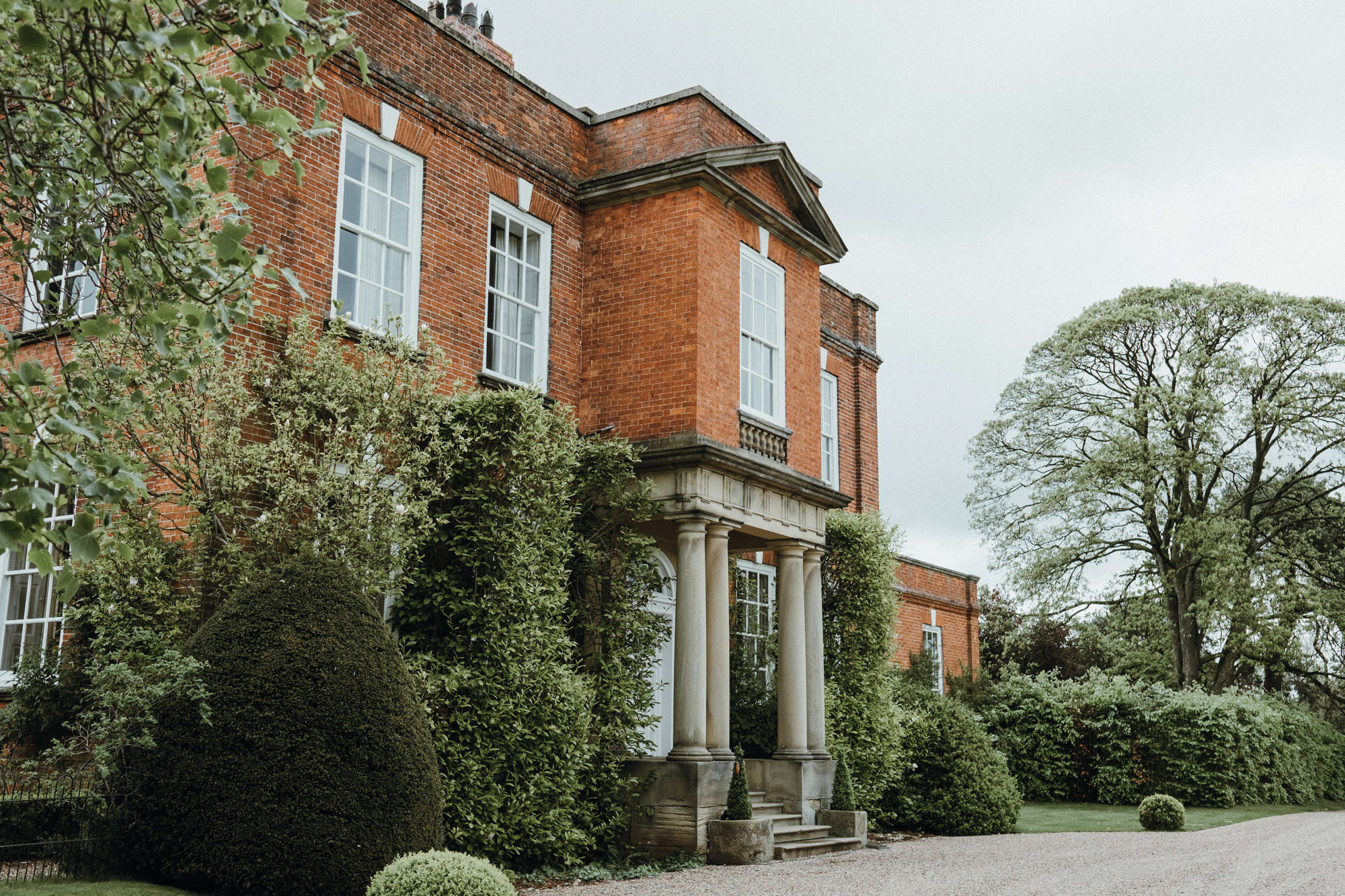 Iscoyd park - Country House Wedding Venue in Shropshire