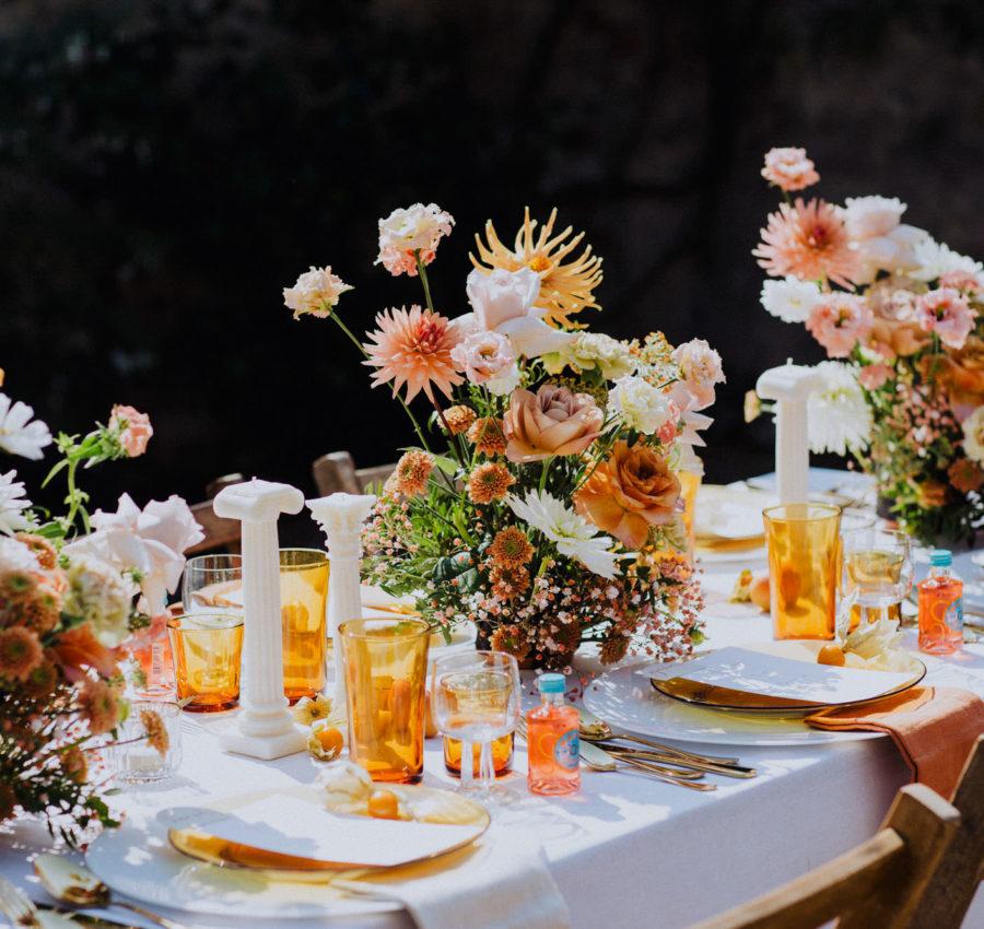 Pink Palms - Luxury Design-led Wedding Planning