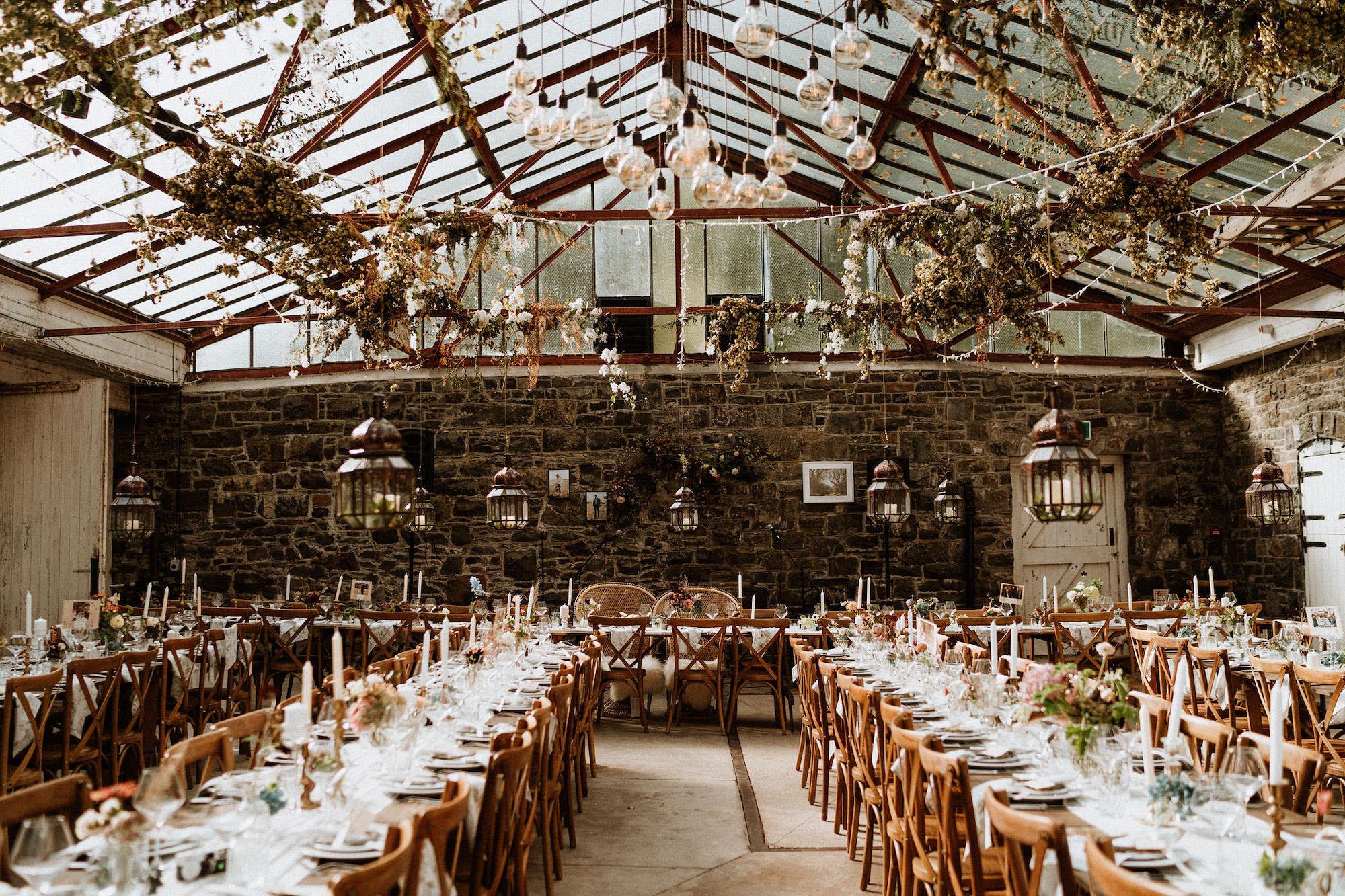 Plas Dinam Country House - Wales Wedding Venue