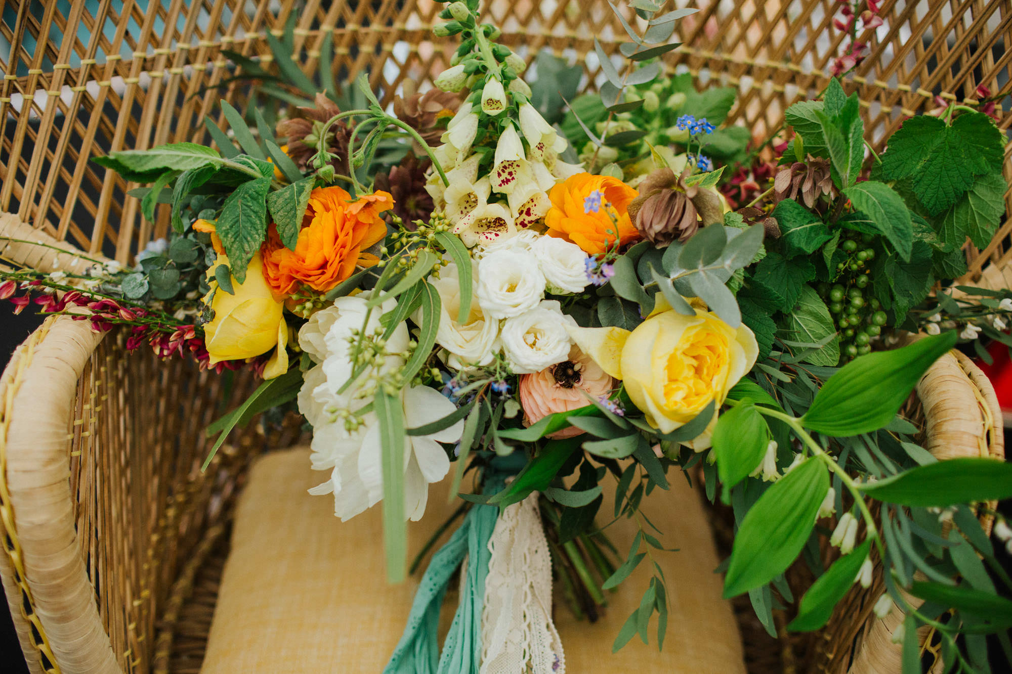 Stephanie Rose - Hertfordshire Wedding Florist