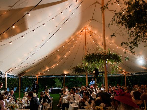Festival sail tent wedding planner The Bijou Bride