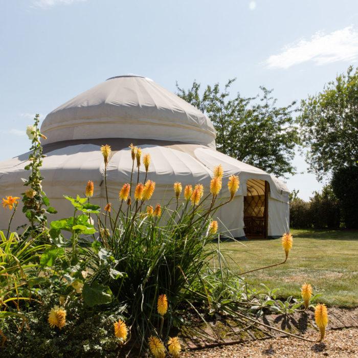 The Gardens at Polehanger - Bedfordshire garden wedding venue
