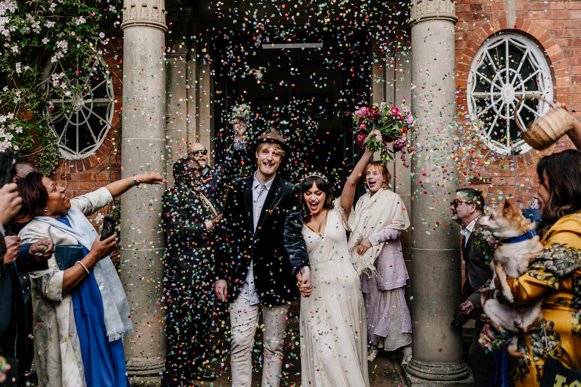 Walcot Hall - Shropshire Wedding Venue