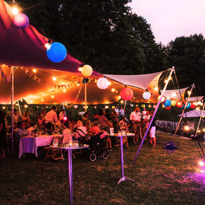 Waterbridge weddings - festival wedding site in Hertfordshire