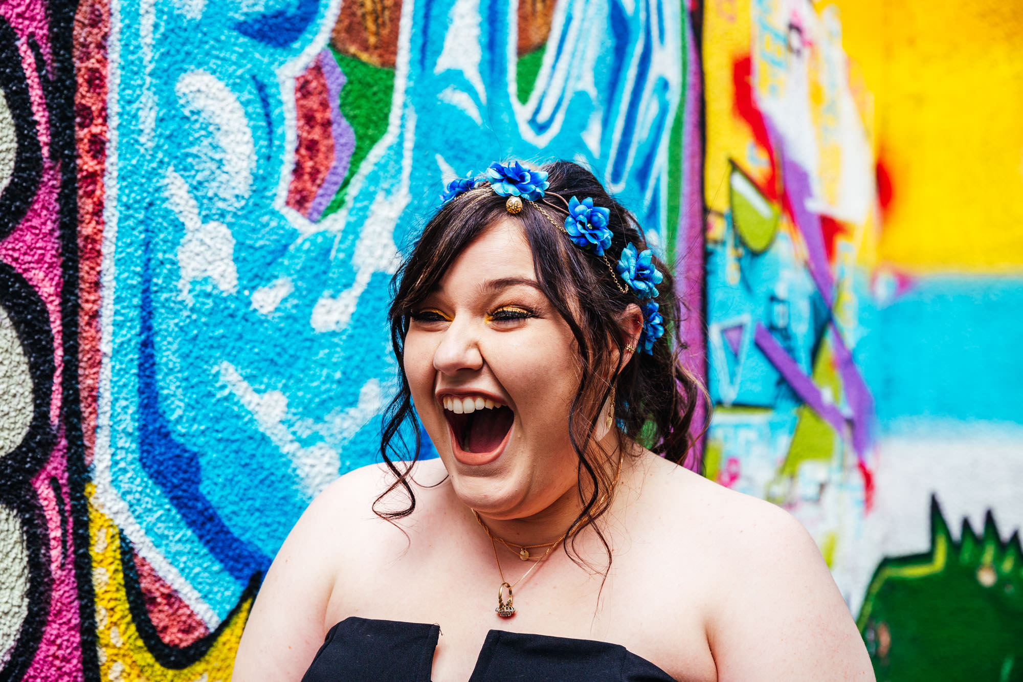 Kirsty Rockett - Colourful Wedding Photography Nottingham