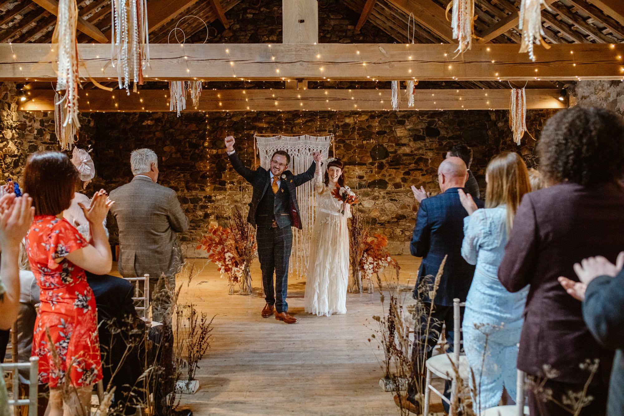 barn wedding venue, countryside wedding venue, farmhouse wedding, farmhouse wedding venue, lake district wedding venue, Low Hall The Lakes, magical wedding venue, rustic wedding venue, woodland wedding venue