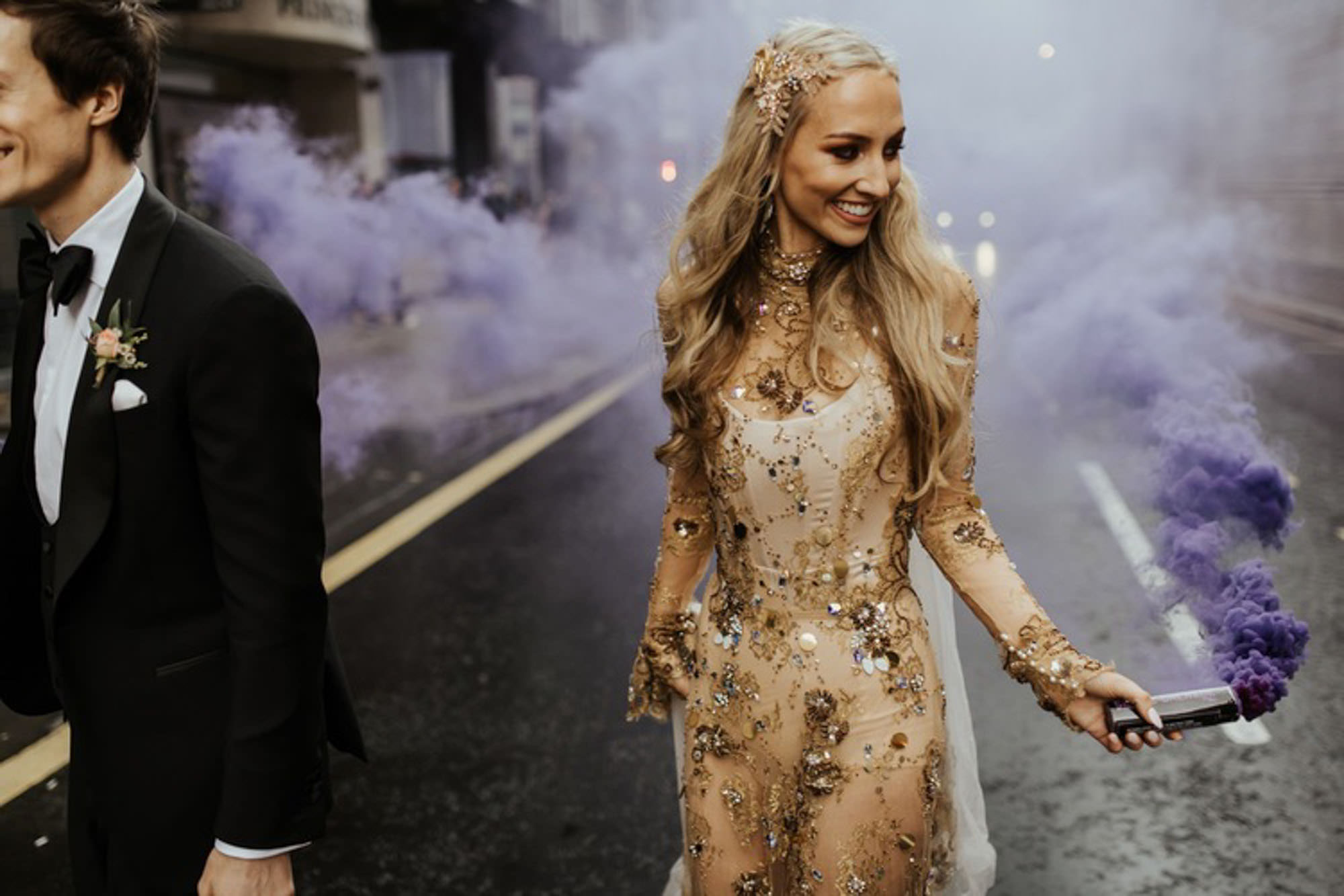 Wilden Bride - Bespoke London Bridal Designer