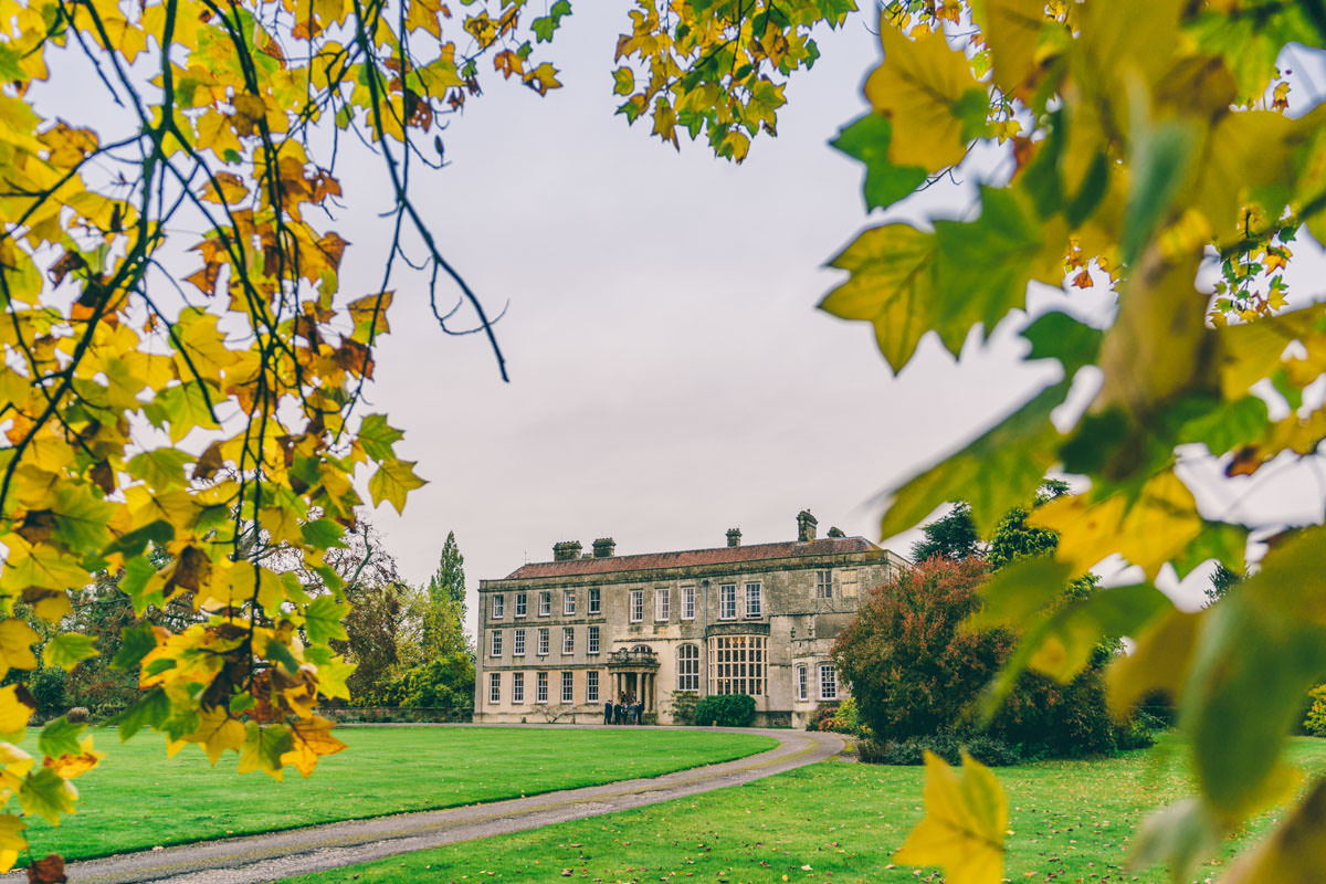 Autumn Wedding Planning 2021 at Elmore Court, Gloucestershire