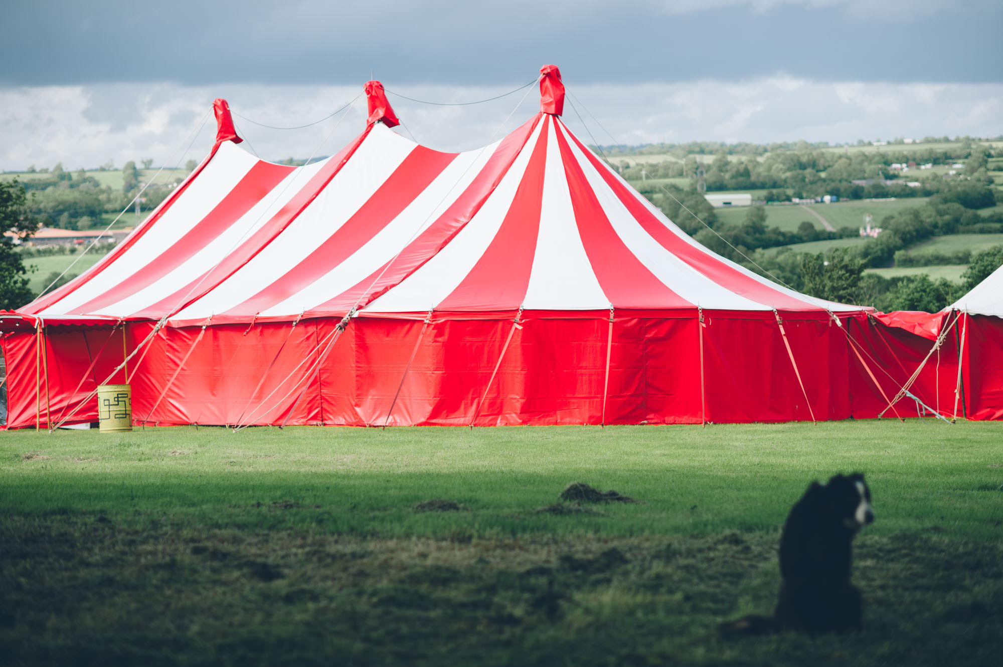 BIGTOPMANIA - Devon + Bristol Marquee hire for weddings