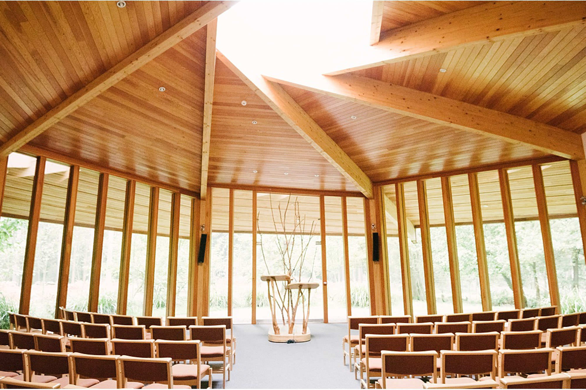 Greenacres Chiltern - South East Woodland Wedding Venue